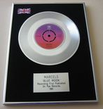 MARCELS - BLUE MOON PLATINUM Single Presentation DISC